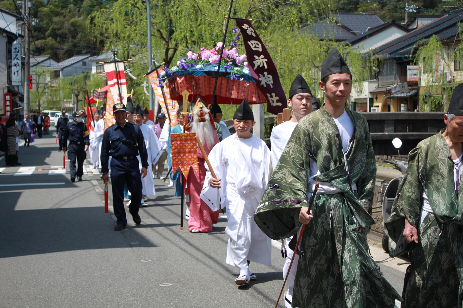 기노사키 온천축제