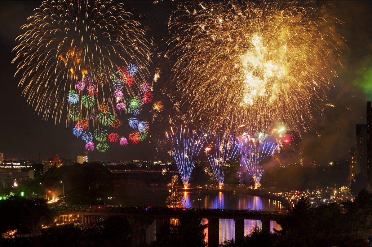 아와지시마 마쓰리 축제