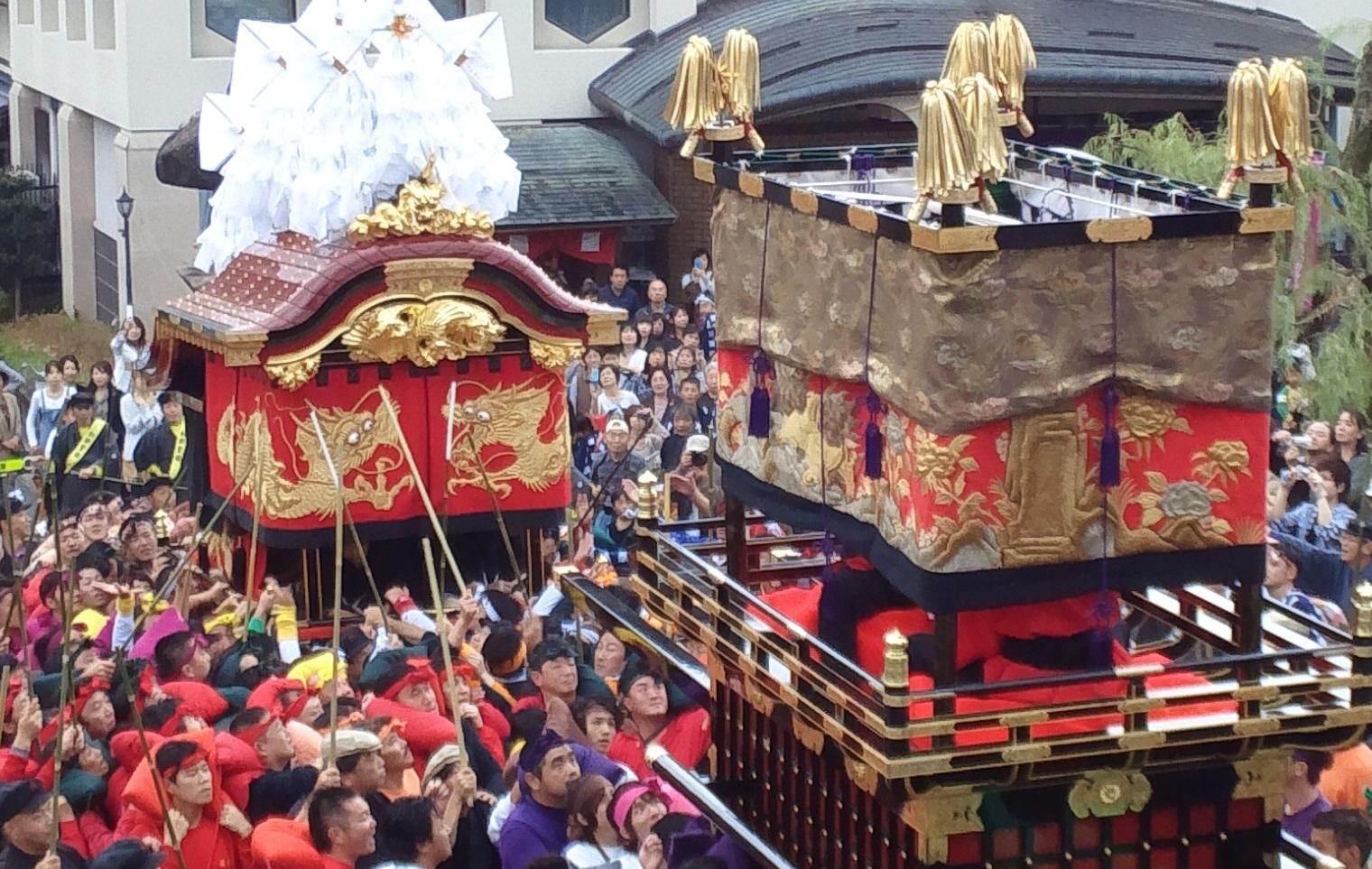 기노사키 단지리마쓰리 축제