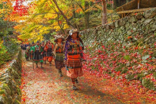 세키간지 절 단풍 축제