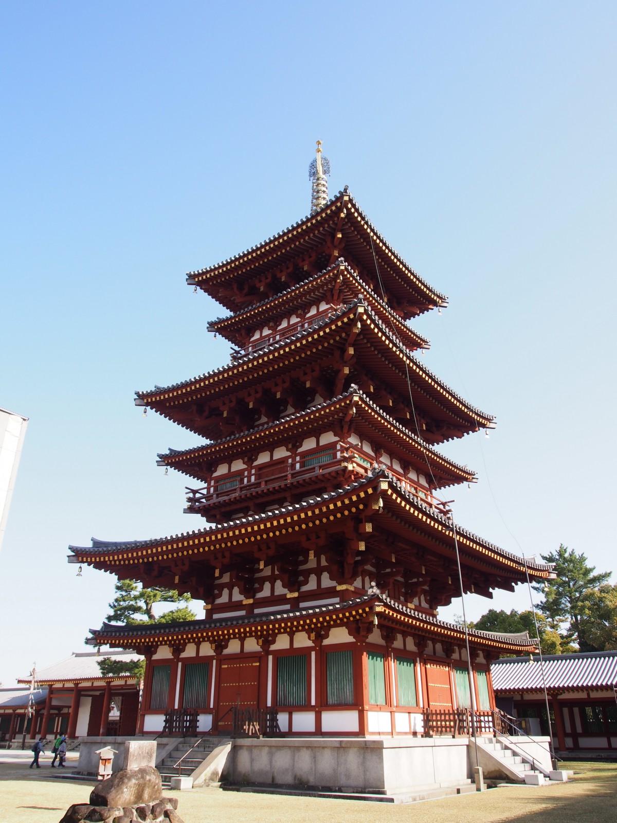 야쿠시지 서탑