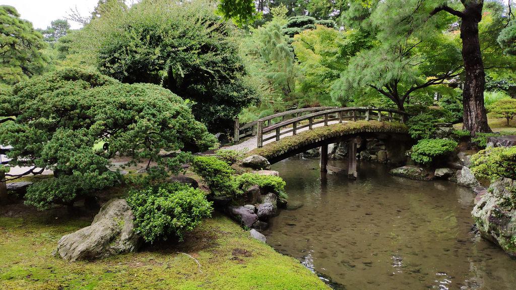 교토 센토고쇼 정원