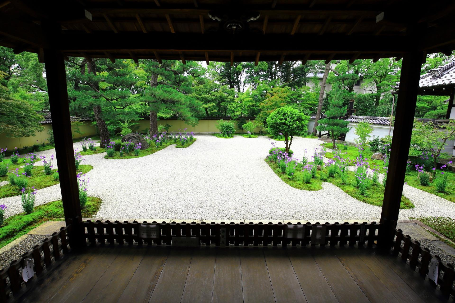 교토 료잔지 정원