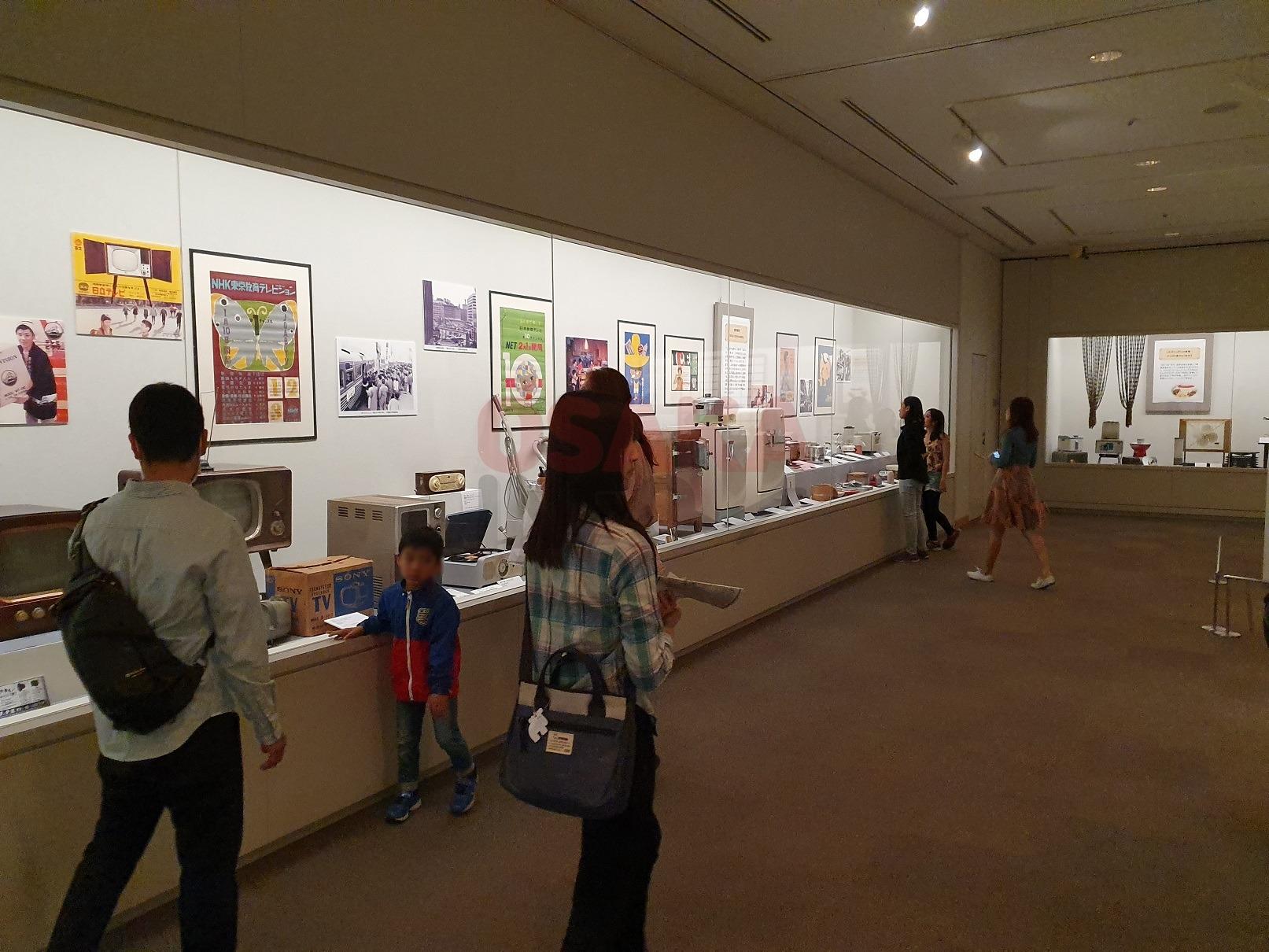 일본 주택박물관 8층