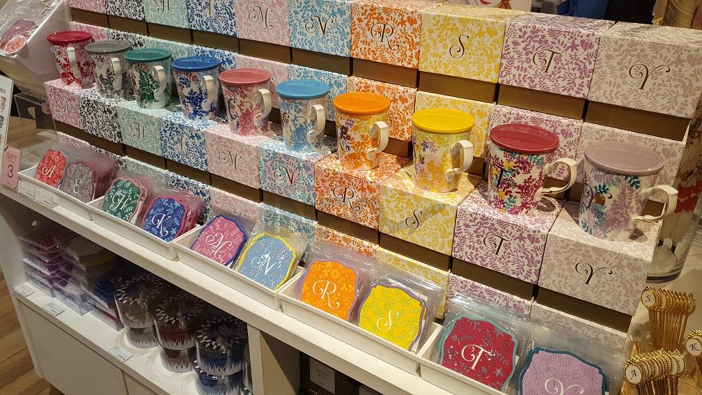 일본 머그컵 디자인