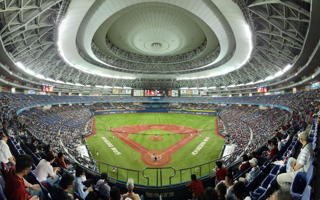 일본 야구경기장