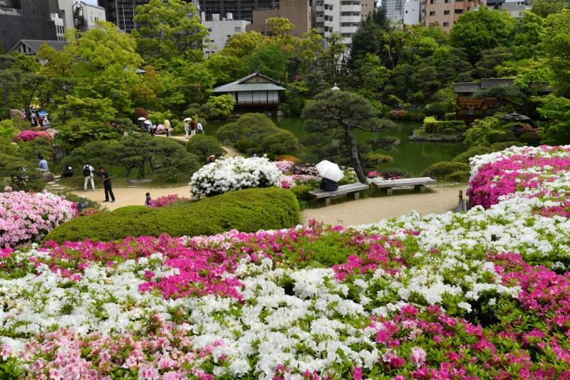 일본 도시정원