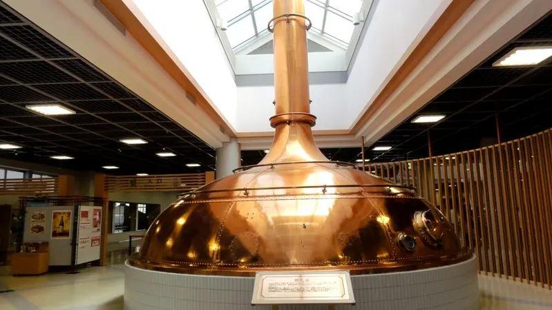 기린 맥주공장