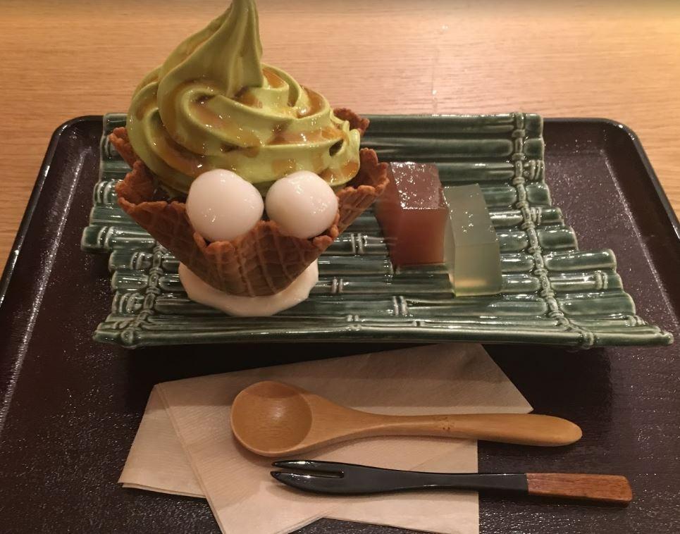 오사카 디저트 맛집
