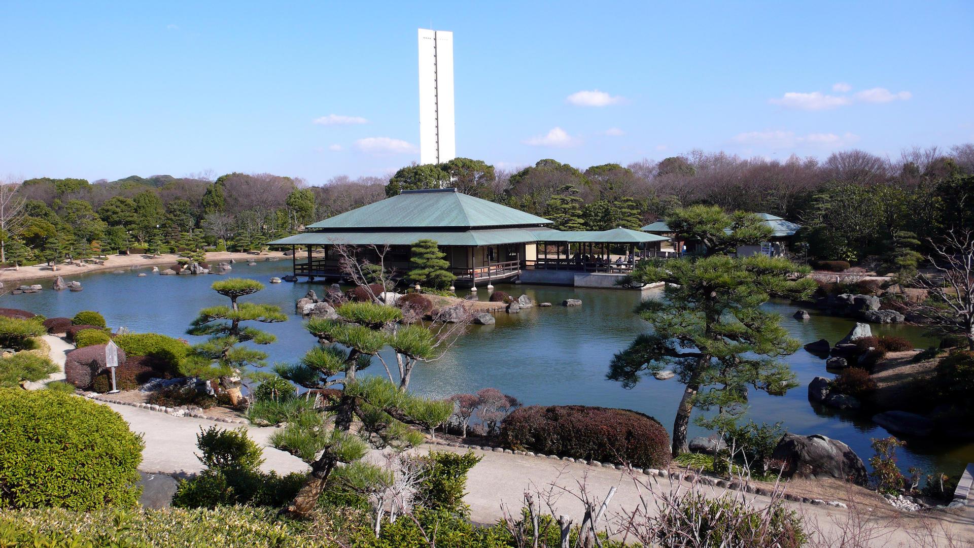 오사카 공원 추천