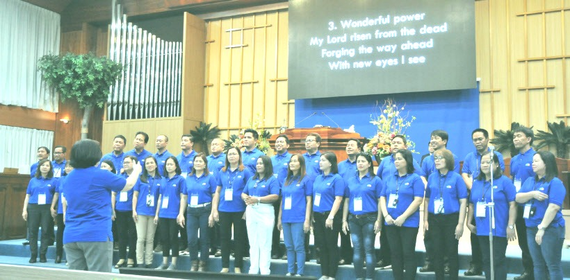 필리핀 PTS학교 목회자 방문예배