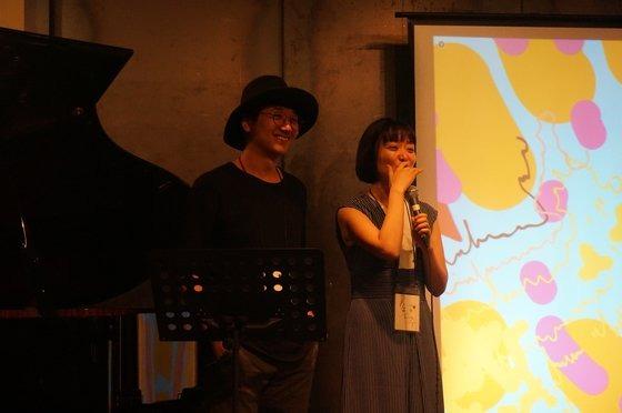 2016년 6월 '아트센터 나비'에서 'InterFACE' 전시를 진행하고 애프터 파티를 열었다.