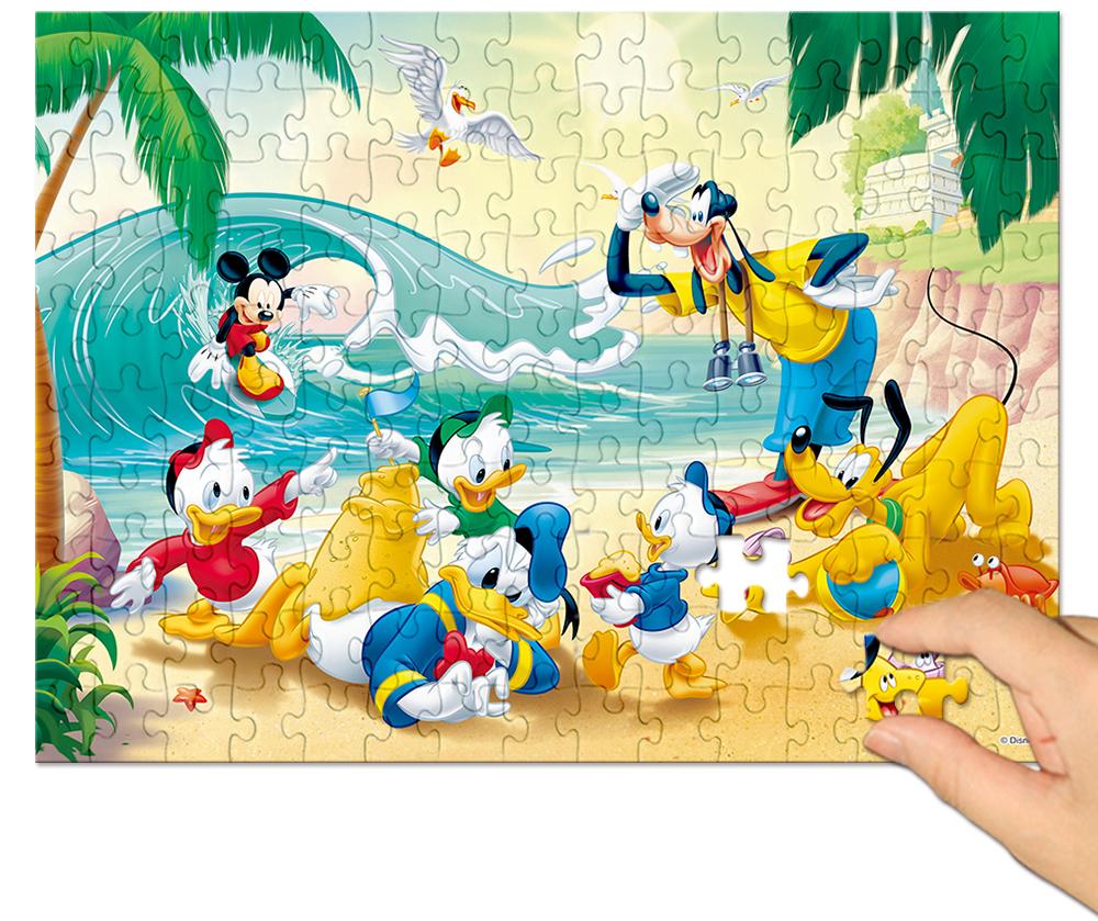 [Disney] 디즈니 미키마우스 직소퍼즐(150피스/D150-10) - 퍼즐라이프, 7,000원, 조각/퍼즐, 캐릭터 직소퍼즐