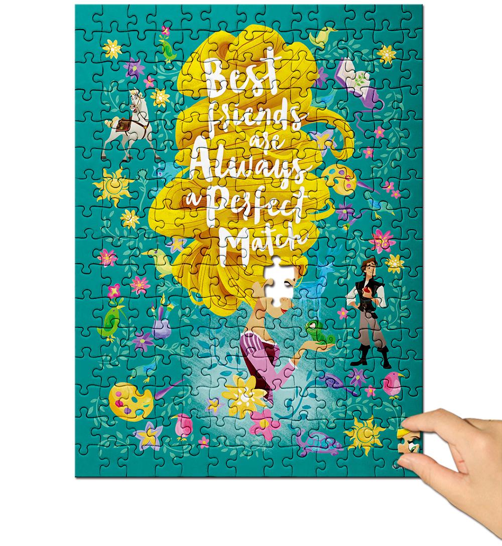[Disney] 디즈니 라푼젤의 모험 직소퍼즐(500피스/D507) - 퍼즐라이프, 14,000원, 조각/퍼즐, 캐릭터 직소퍼즐