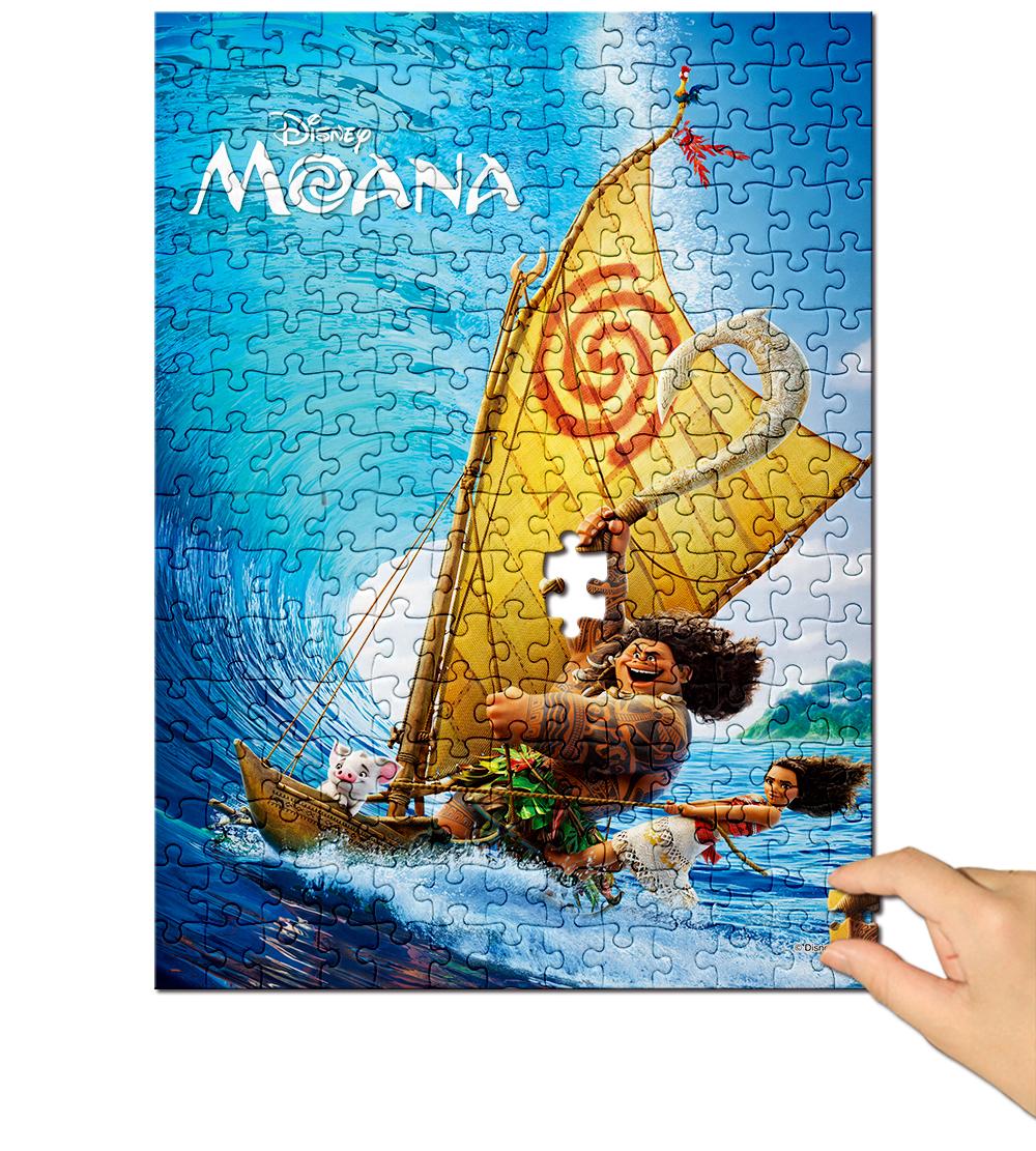[Disney] 디즈니 모아나 직소퍼즐(빅300피스/D305) - 퍼즐라이프, 14,000원, 조각/퍼즐, 영화 직소퍼즐
