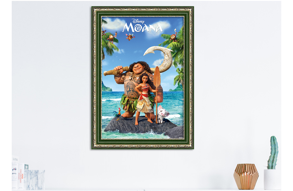 [Disney] 디즈니 모아나 직소퍼즐(500피스/D515) - 퍼즐라이프, 14,000원, 조각/퍼즐, 영화 직소퍼즐