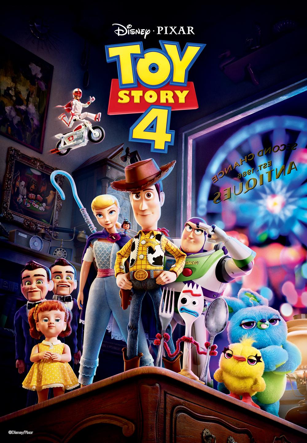 [Disney] 디즈니 토이스토리4 직소퍼즐(1000피스/D1010) - 퍼즐라이프, 22,000원, 조각/퍼즐, 영화 직소퍼즐