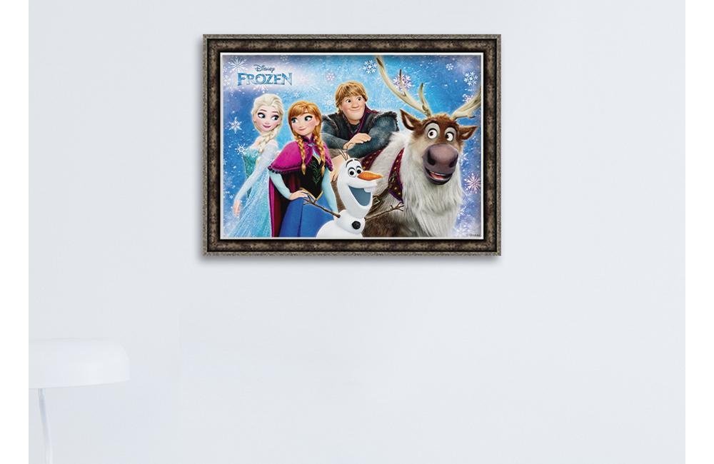 [Disney] 디즈니 겨울왕국 직소퍼즐(150피스/D150-23) - 퍼즐라이프, 7,000원, 조각/퍼즐, 캐릭터 직소퍼즐