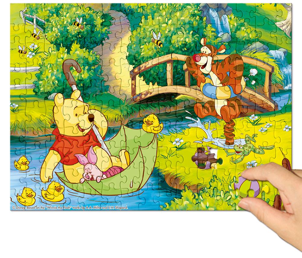 [Disney] 디즈니 곰돌이 푸우 직소퍼즐(150피스/D150-20) - 퍼즐라이프, 7,000원, 조각/퍼즐, 캐릭터 직소퍼즐