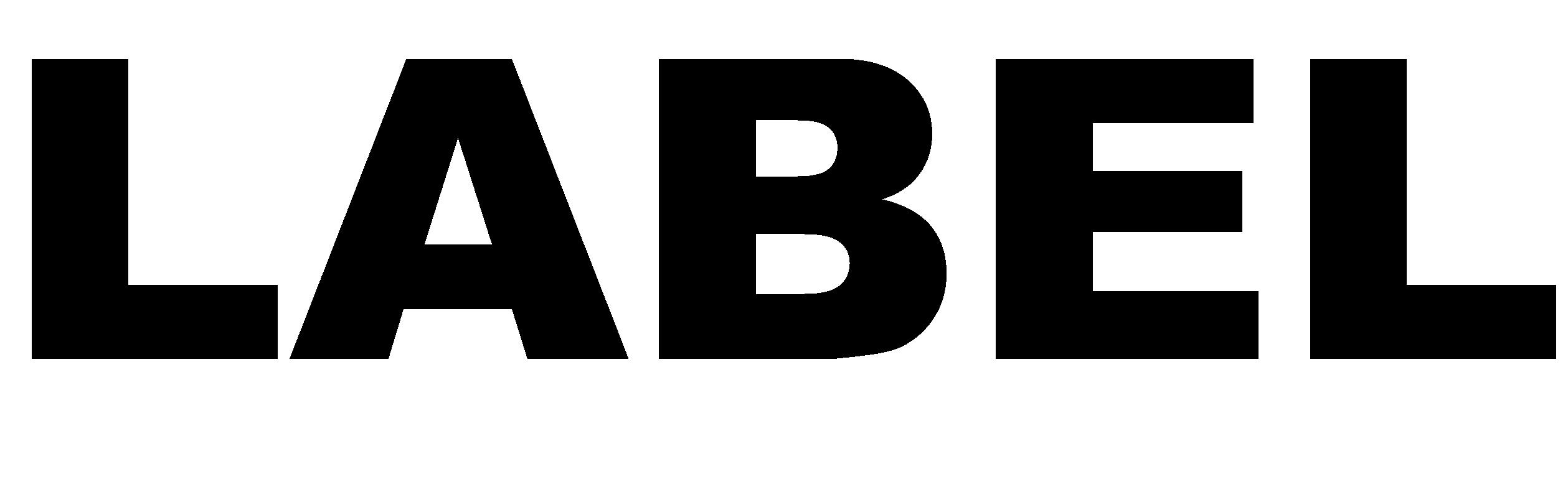 LABEL ARCHIVE 라벨 아카이브