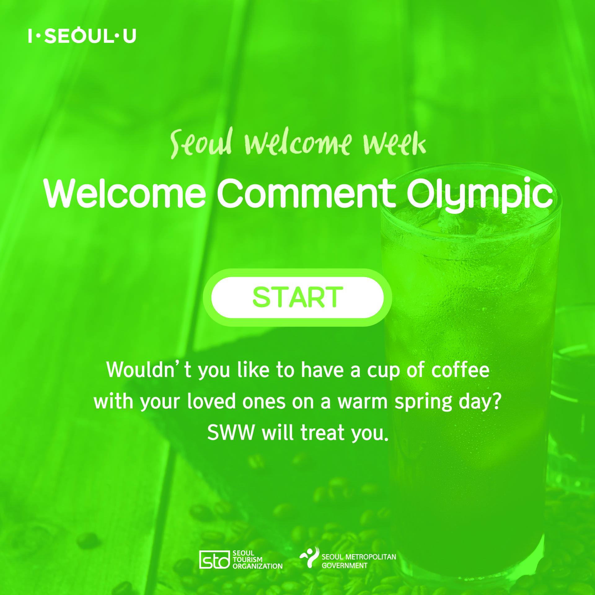 Seoul Welcome Week 2019] ❤Seoul Welcome Week Online Event