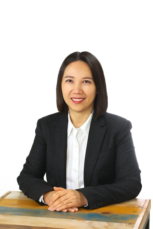 더불어민주당에 입당한 원옥금(44) 주한베트남교민회장[민주당 제공]