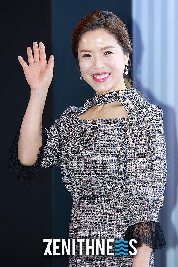 ▲ 김지선-이영은 '매력 넘치는 밝은 미소' (사진=문찬희 기자)