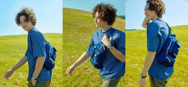 ▲ 쌤소나이트 레드, 2020 S/S 신상품 컬렉션 출시... 청춘들의 자유분방한 라이프스타일 (사진=쎔소나이트)