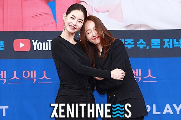 ▲ '엑스엑스' 황승언 '매력적인 미소' (사진=문찬희 기자)