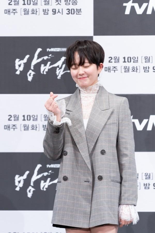 """▲ '방법' 정지소 """"드라마 주연, '기생충' 덕분이다"""" (사진=)"""