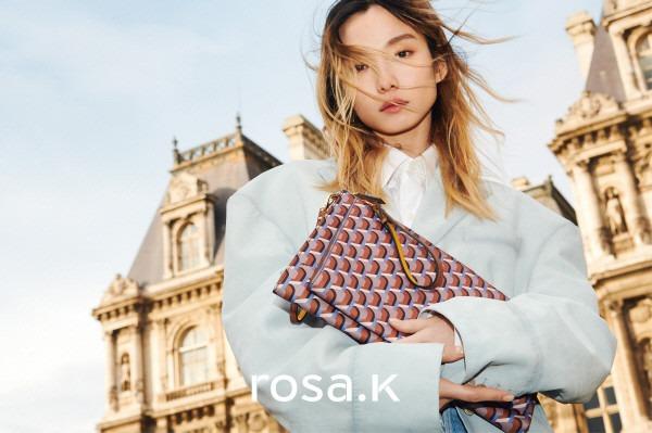 ▲ 로사케이, '20SS 캠페인' 공개... 글로벌 모델 문규와 함께 진행 (사진=로사케이)