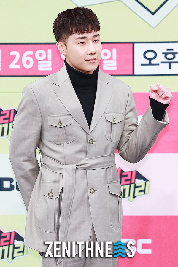 ▲ '끼리끼리' 김성규 '인스피릿에게 돌아온 규햄찌' (사진=문찬희 기자)