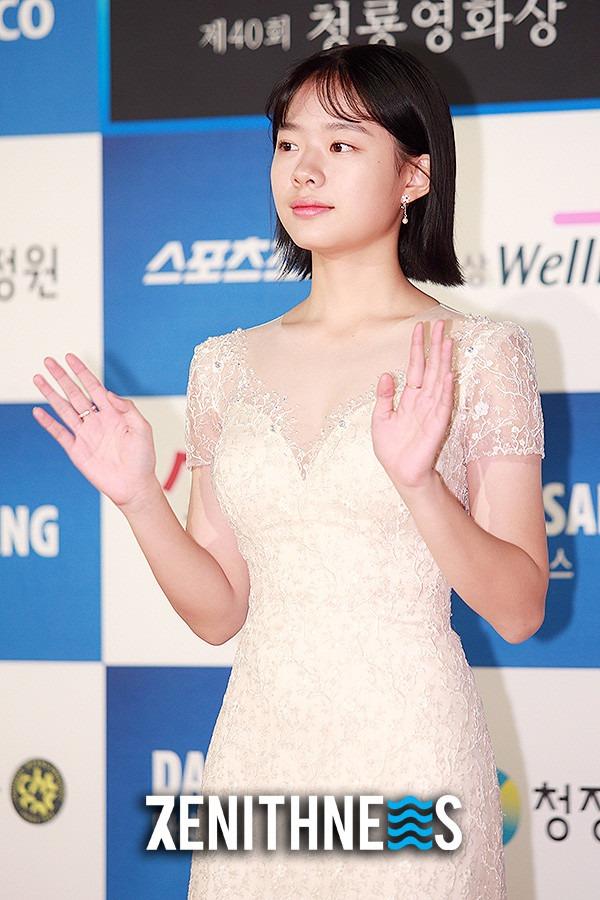 ▲ 박혜수-이재인 '손짓 하나에도 귀여움 가득!' (사진=문찬희 기자)