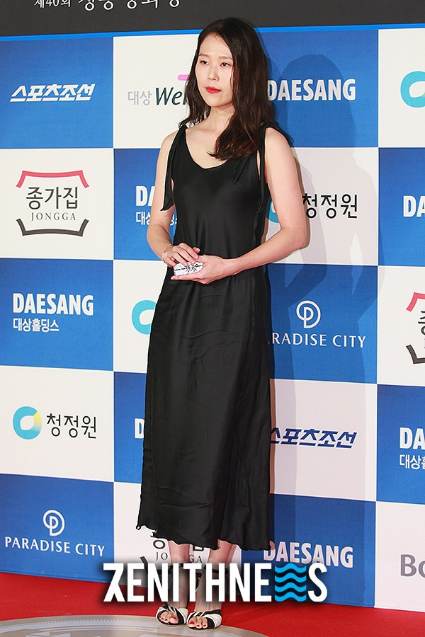▲ 김새벽-박지후 '매력적인 미소~' (사진=문찬희 기자)