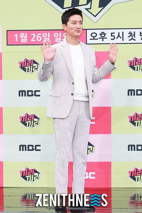 ▲ '끼리끼리' 인교진-이수혁 '비주얼 배우 라인이에요' (사진=문찬희 기자)