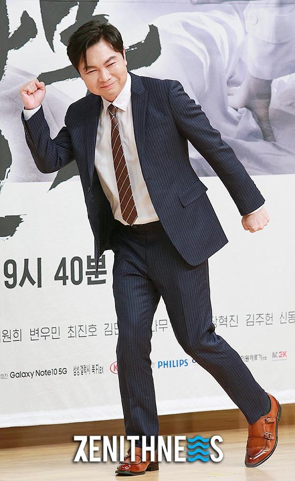 ▲ '낭만닥터 김사부2' 진경-임원희 '김사부의 든든한 조력자!' (사진=문찬희 기자)