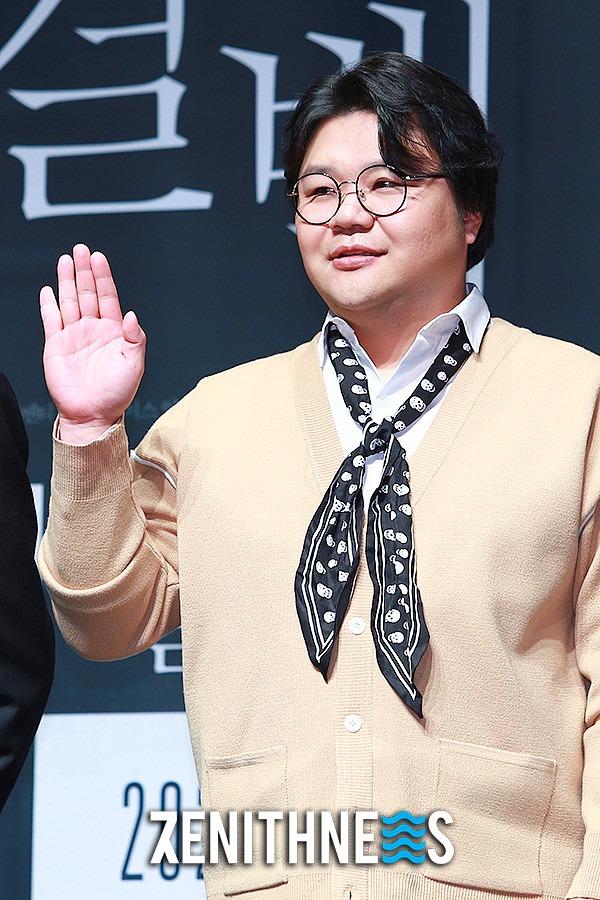 ▲ '결백' 태항호 '매력적인 비주얼' (사진=문찬희 기자)