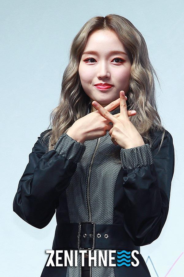 ▲ 이달의 소녀 비비-고원 '걸크러시 콘셉트도 찰떡!' (사진=문찬희 기자)