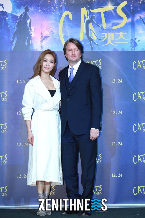 ▲ '캣츠' 옥주현 '한국을 대표하는 뮤지컬 디바!' (사진=문찬희 기자)