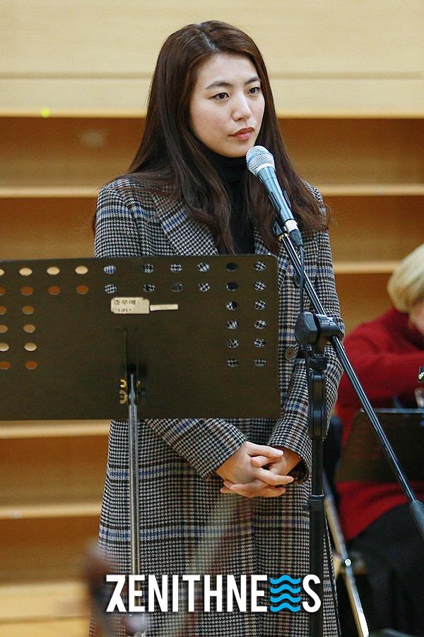 ▲ '마리 퀴리' 리사-정인지 '위인의 재탄생!' (사진=문찬희 기자)