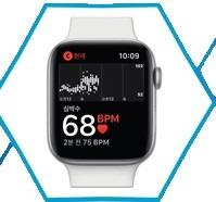 애플사의 애플워치 4출처: 애플 홈페이지