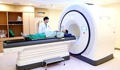 서울성모병원의 방사선 치료기(기사 내용과 관계없음)