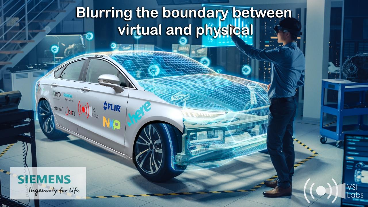 지멘스-VSI 랩스, 자율주행차 개발 고도화 위해 협력