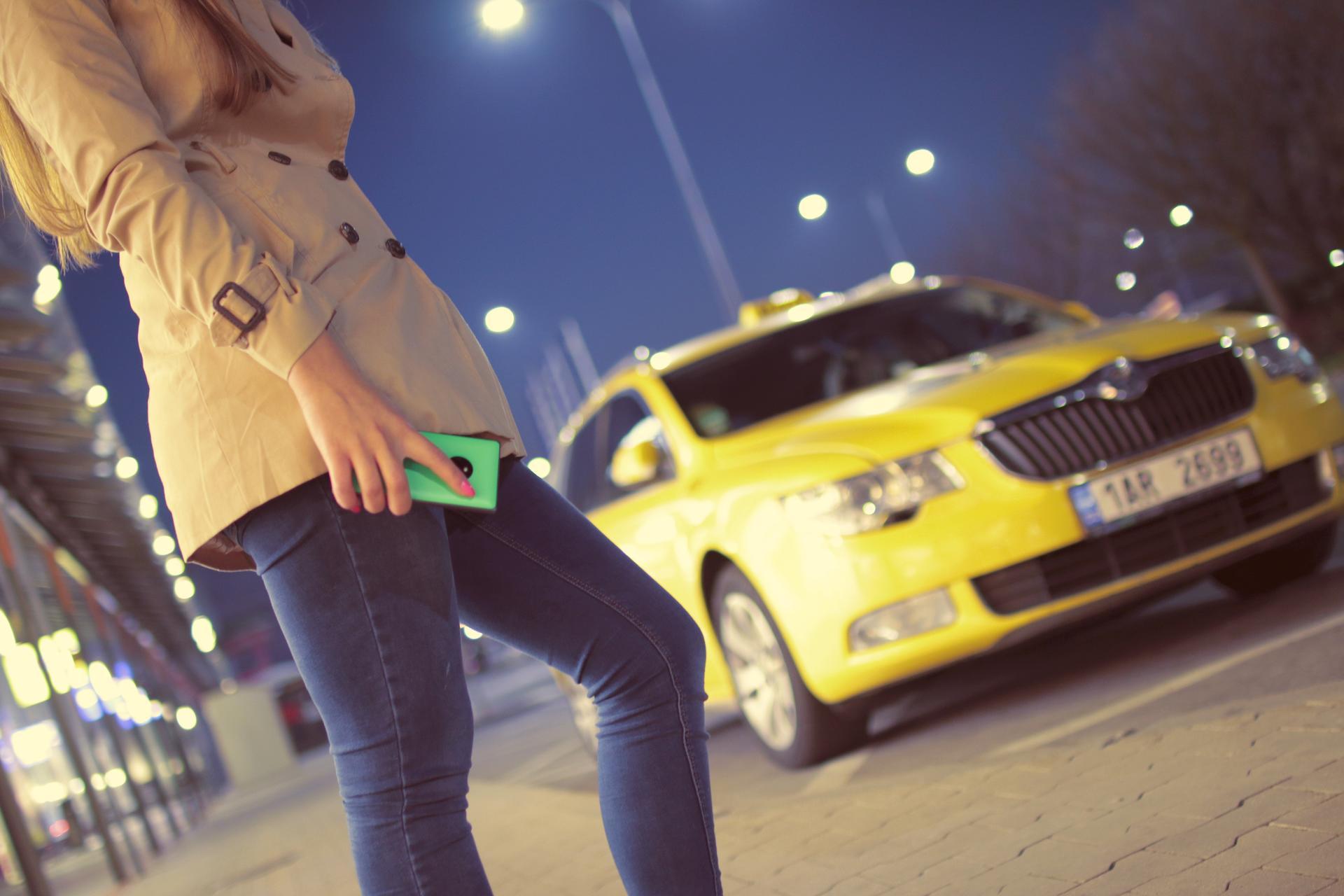 서울시 택시 승차거부 단속 뉴스리포트