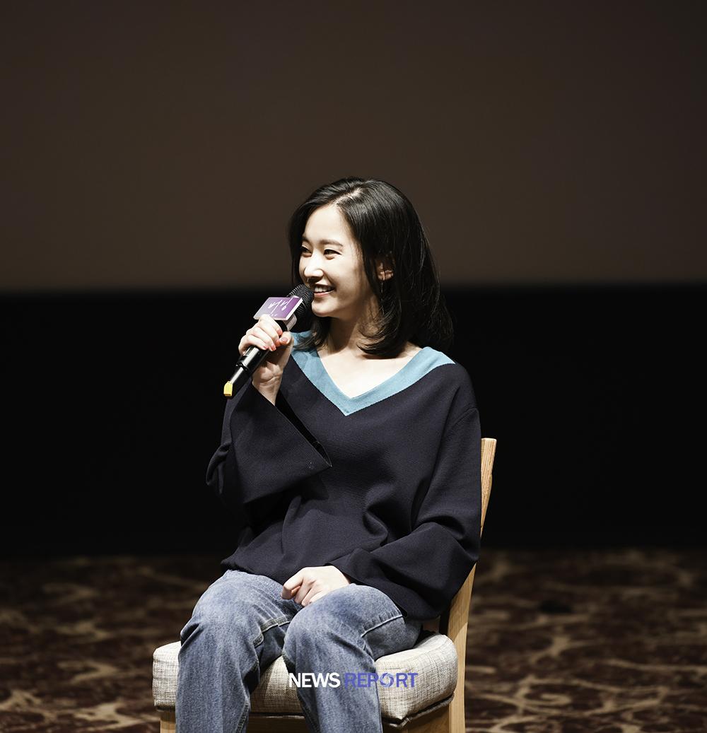 이창동 감독 영화 버닝 GV 전종서 배우 뉴스리포트