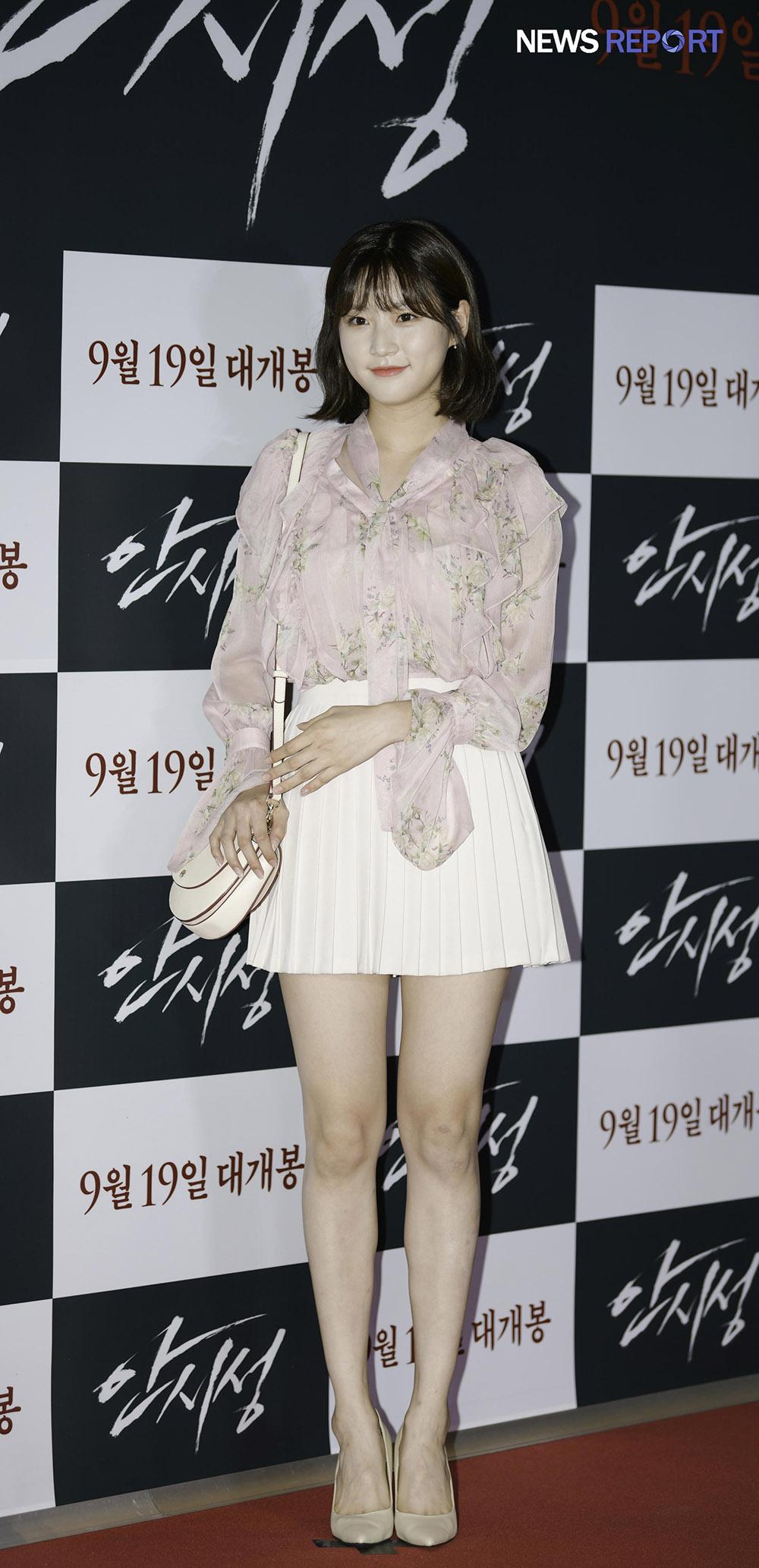 배우 김새론 영화 안시성 뉴스리포트