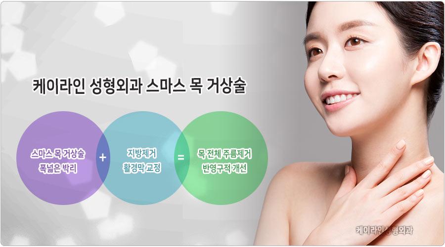 강남 케이라인 목거상술
