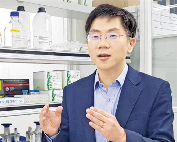"""아이엠비디엑스 """"조직 떼내지 않고 피검사로 췌장암·대장암·간암 등 진단"""""""