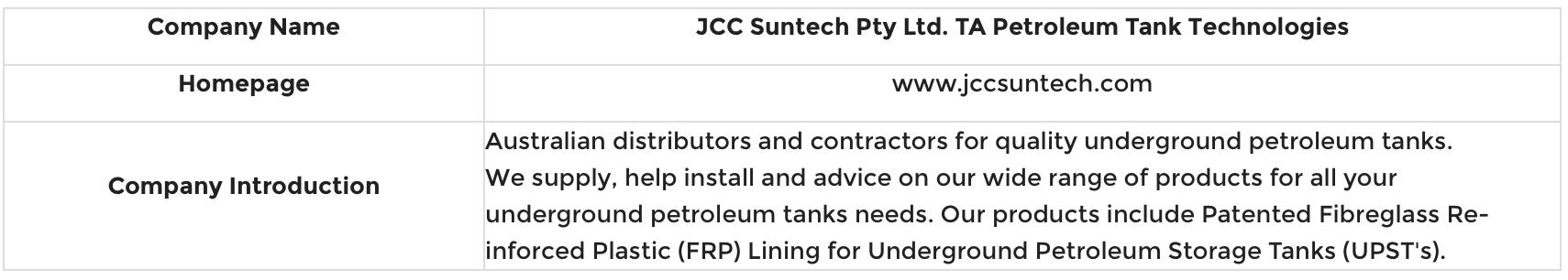 JCC Suntech - FRP Installation Assistant : KOTRA Melbourne