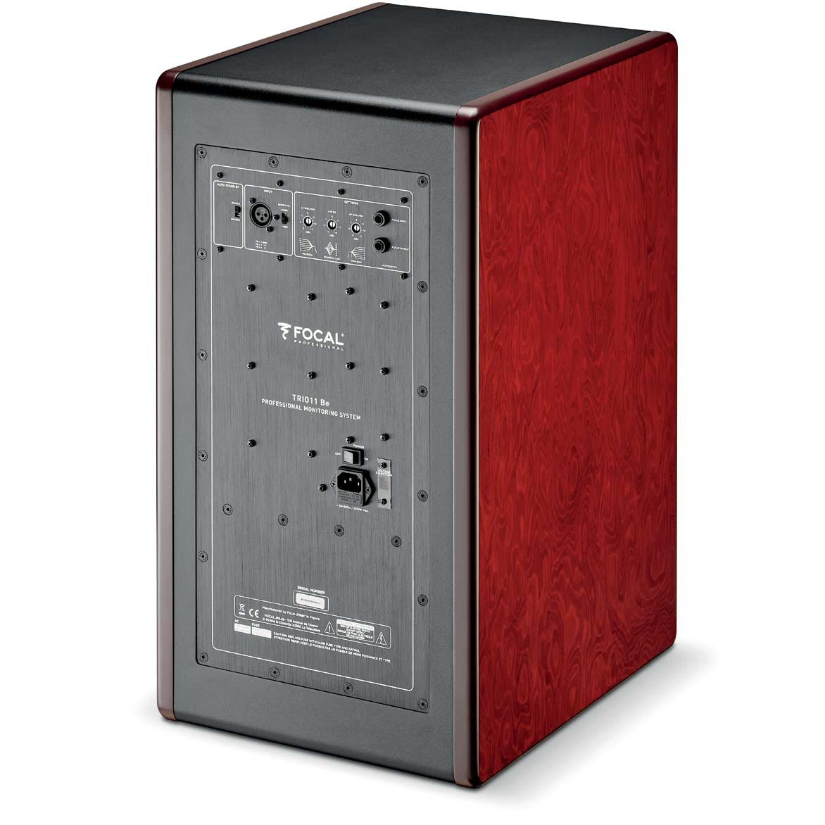 Trio11 Be - Professional monitoring loudspeaker - 3/4 back